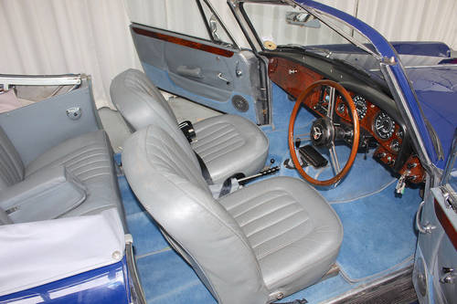 1967 TF21 DHC by Park Ward SOLD (picture 5 of 6)