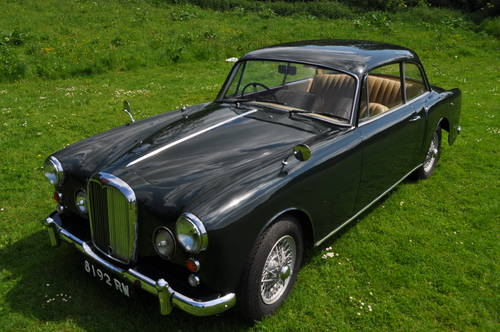 1962 Alvis TD21 series II (ex works demonstrator) SOLD (picture 1 of 6)