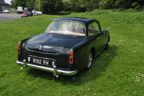 1962 Alvis TD21 series II (ex works demonstrator) SOLD (picture 2 of 6)