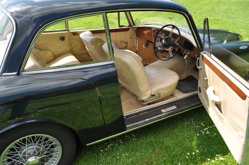 1962 Alvis TD21 series II (ex works demonstrator) SOLD (picture 4 of 6)