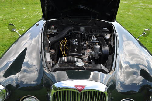 1962 Alvis TD21 series II (ex works demonstrator) SOLD (picture 5 of 6)