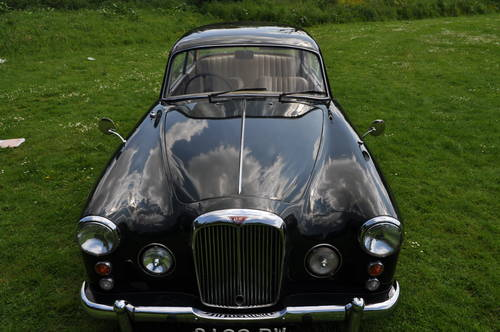 1962 Alvis TD21 series II (ex works demonstrator) SOLD (picture 6 of 6)