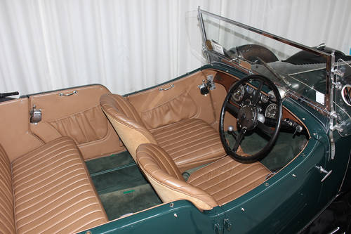 1934 Alvis Speed 20 tourer  by Cross & Ellis For Sale (picture 5 of 6)