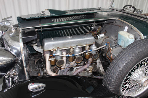 1934 Alvis Speed 20 tourer  by Cross & Ellis For Sale (picture 6 of 6)