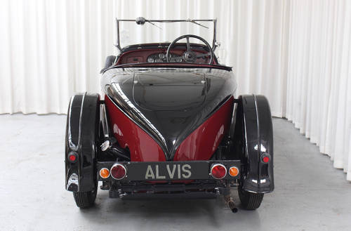 1931 TL 12/60 Beetleback by Carbodies SOLD (picture 4 of 6)