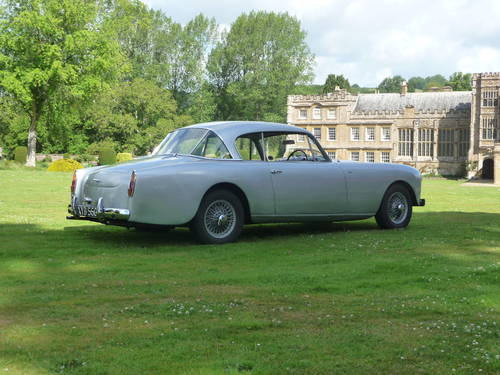 1957 Alvis TC108/G by Willowbrook to be sold on October 28th SOLD by Auction (picture 1 of 6)