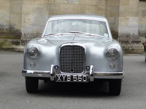 1957 Alvis TC108/G by Willowbrook to be sold on October 28th SOLD by Auction (picture 2 of 6)