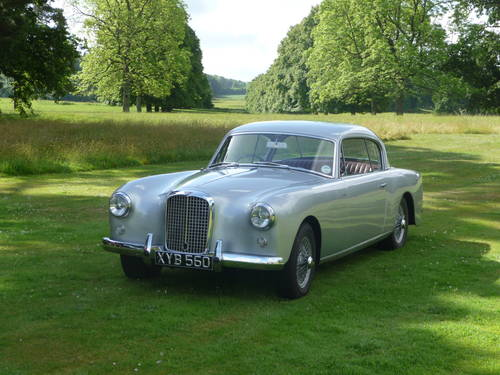 1957 Alvis TC108/G by Willowbrook to be sold on October 28th SOLD by Auction (picture 3 of 6)