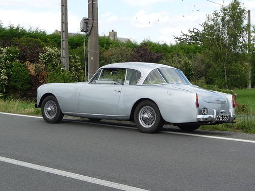 1957 Alvis TC108/G by Willowbrook to be sold on October 28th SOLD by Auction (picture 6 of 6)