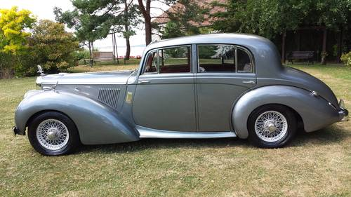 1955 Beautiful Grey Lady for sale For Sale (picture 3 of 5)