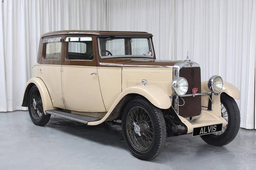 1931 TL 12/60 Sports Saloon by Cross & Ellis For Sale (picture 1 of 6)