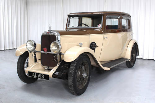 1931 TL 12/60 Sports Saloon by Cross & Ellis For Sale (picture 2 of 6)