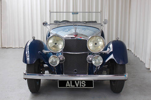 1936 Speed 20 replica Vanden Plas Tourer For Sale (picture 3 of 6)