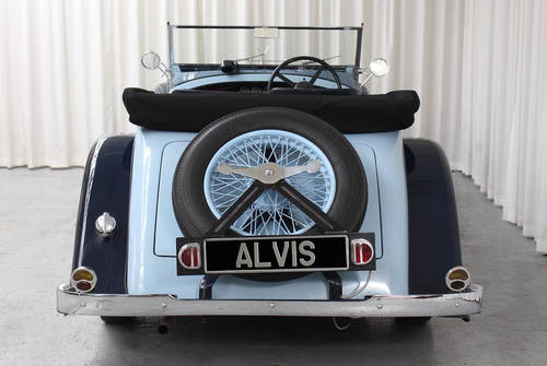 1936 Speed 20 replica Vanden Plas Tourer For Sale (picture 4 of 6)