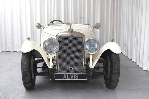 1934 Alvis Speed 20 Special  by Henry Stoner For Sale (picture 3 of 6)