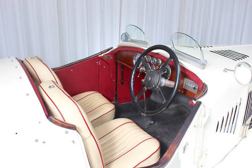 1934 Alvis Speed 20 Special  by Henry Stoner For Sale (picture 5 of 6)