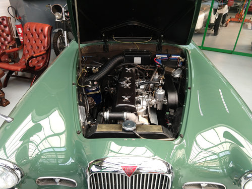 1961 Restored Alvis TD21 Series I DHC SOLD (picture 6 of 6)