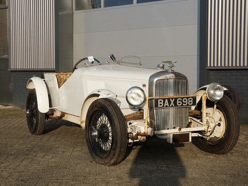 1937 Alvis Speed 25 Special Crested Eagle 2.5 supercharged For Sale (picture 1 of 6)