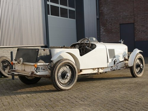 1937 Alvis Speed 25 Special Crested Eagle 2.5 supercharged For Sale (picture 2 of 6)