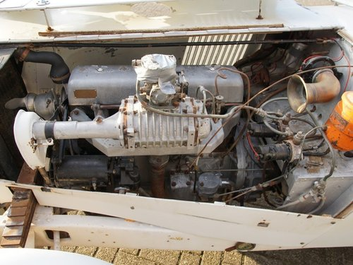 1937 Alvis Speed 25 Special Crested Eagle 2.5 supercharged For Sale (picture 4 of 6)