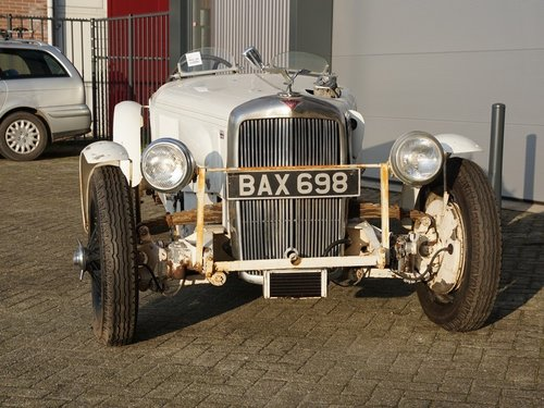 1937 Alvis Speed 25 Special Crested Eagle 2.5 supercharged For Sale (picture 5 of 6)