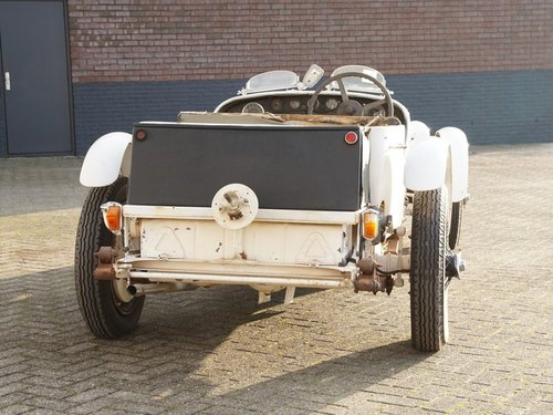 1937 Alvis Speed 25 Special Crested Eagle 2.5 supercharged For Sale (picture 6 of 6)