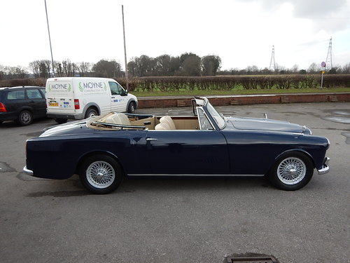 1959 ALVIS TD21 Drophead Coupe Automatic  SOLD (picture 3 of 6)