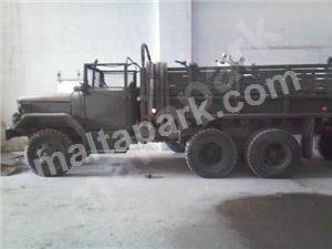 1970 AM General M35 2 1/2 Ton Multifuel 6X6 Cargo Truck