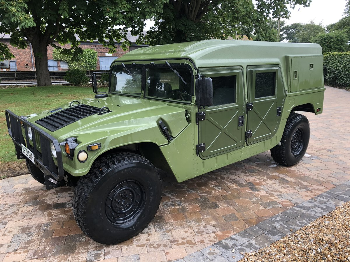 1987 Ex-Military HUMVEE For Sale (picture 5 of 6)