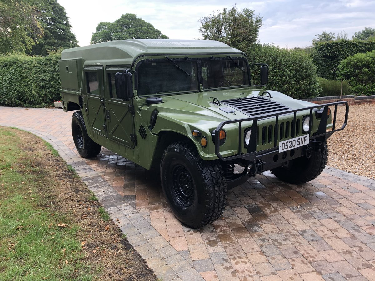 1987 Ex-Military HUMVEE For Sale (picture 1 of 6)