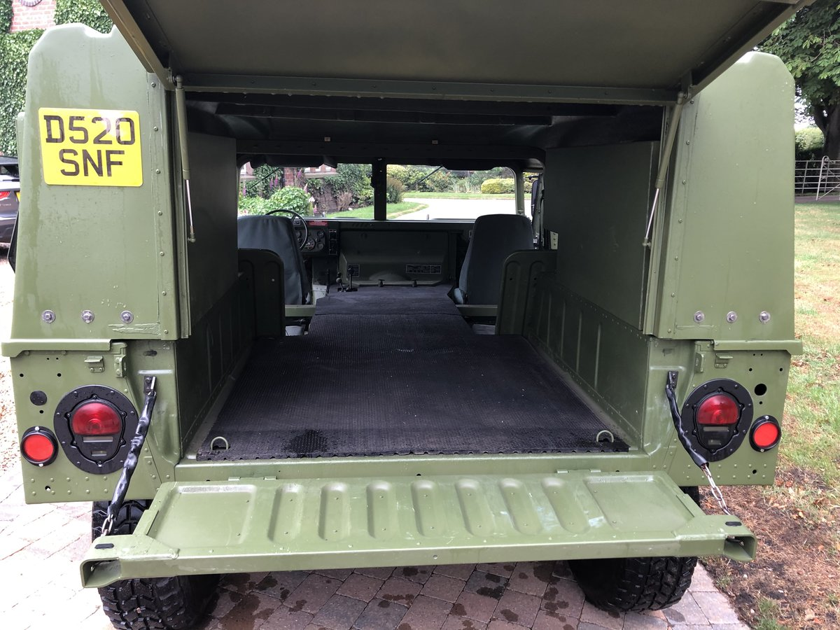 1987 Ex-Military HUMVEE For Sale (picture 3 of 6)