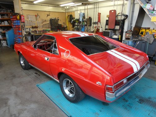 1969 Perfect AMX 390 Real muscle car  For Sale (picture 2 of 6)