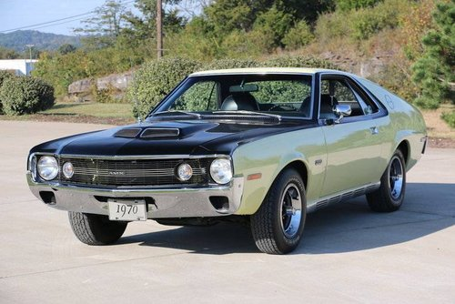 1970 AMC AMX For Sale (picture 1 of 6)