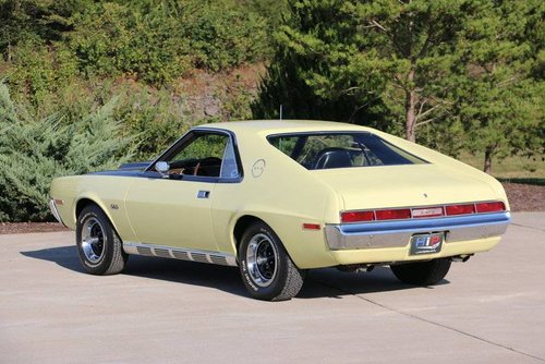 1970 AMC AMX For Sale (picture 5 of 6)