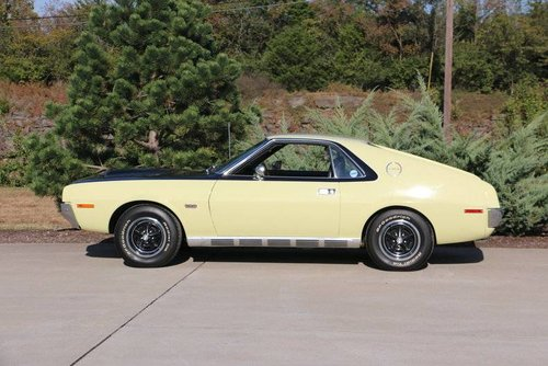 1970 AMC AMX For Sale (picture 6 of 6)