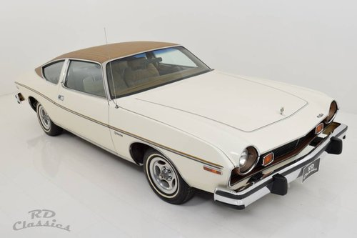 1976 AMC Matador Barcelona Edition *Sehr Selten* For Sale (picture 2 of 6)