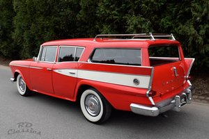 1959 AMC Rambler Super Custom Country Wagon For Sale