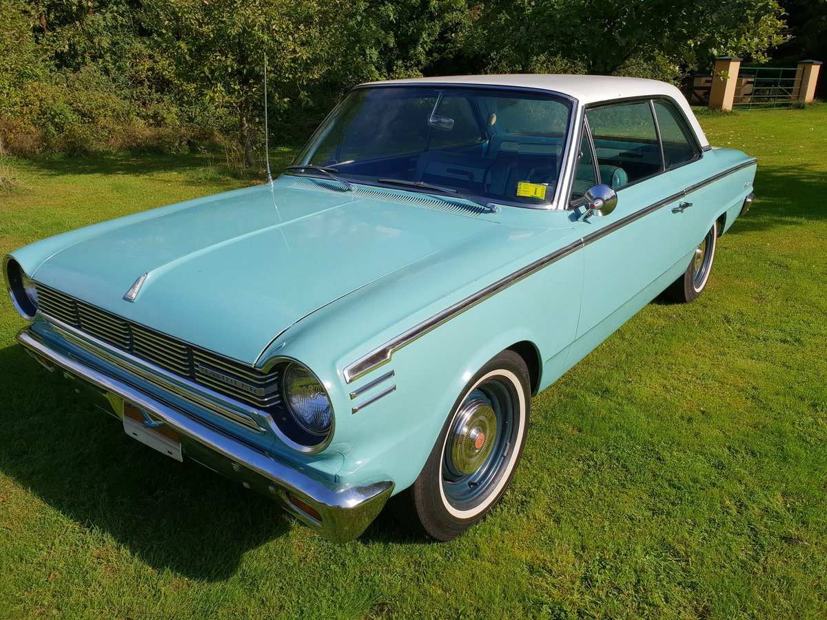 1965 AMC RAMBLER 440 AMERICAN, STUNNING FLORIDA CAR For Sale (picture 1 of 4)