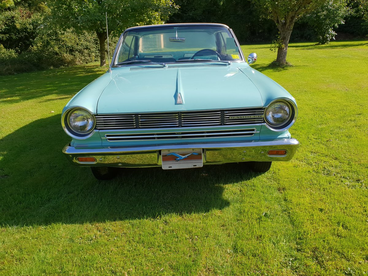 1965 AMC RAMBLER 440 AMERICAN, STUNNING FLORIDA CAR For Sale (picture 2 of 4)