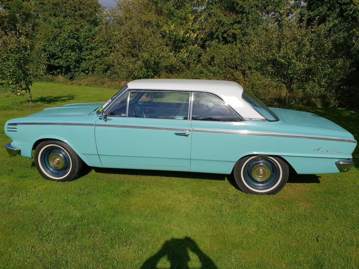 1965 AMC RAMBLER 440 AMERICAN, STUNNING FLORIDA CAR For Sale (picture 4 of 4)
