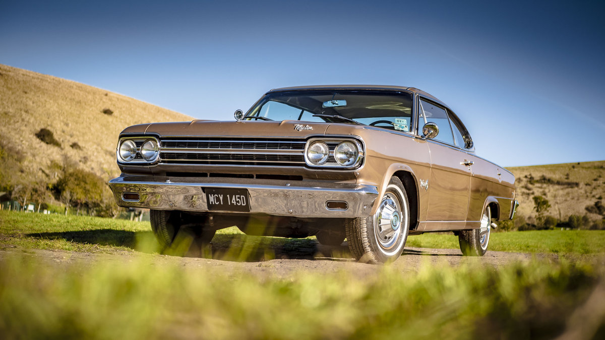 Rare 1966 AMC Marlin 327ci with 4 Speed All Origin SOLD (picture 1 of 6)