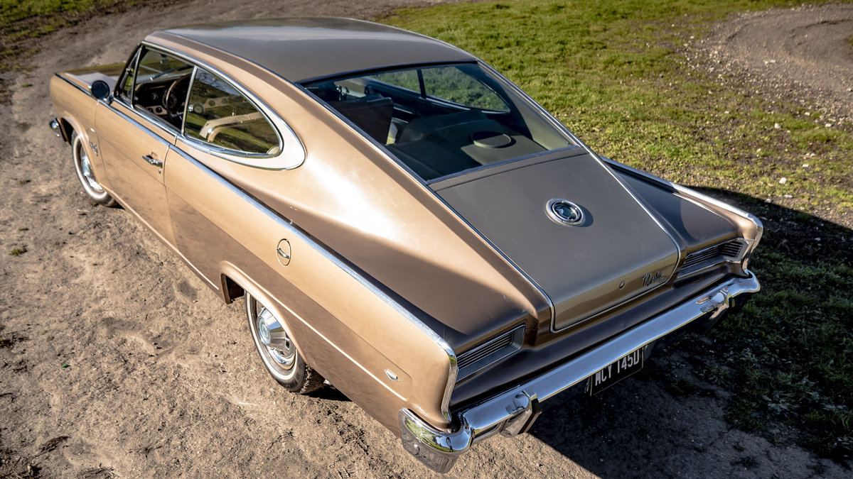 Rare 1966 AMC Marlin 327ci with 4 Speed All Origin SOLD (picture 2 of 6)