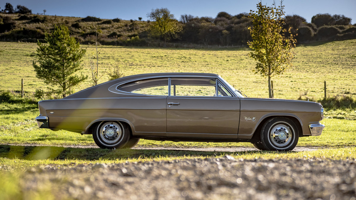 Rare 1966 AMC Marlin 327ci with 4 Speed All Origin SOLD (picture 3 of 6)