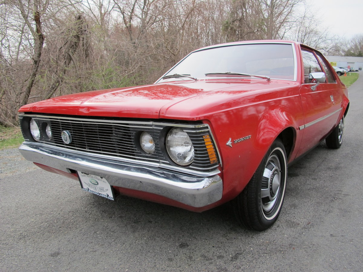 1970 AMC HORNET ... 68,863 Miles For Sale (picture 1 of 6)