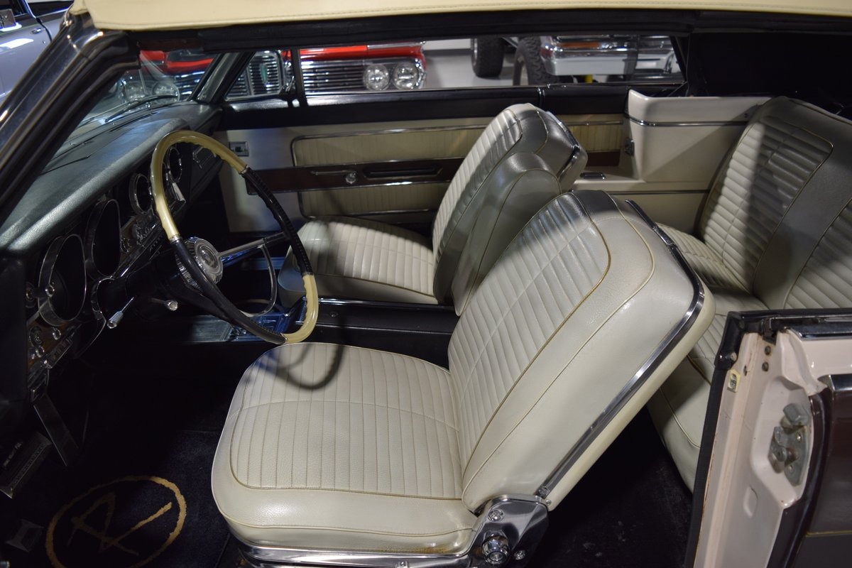 1965 Rambler 990 Ambassador Convertible For Sale (picture 2 of 6)