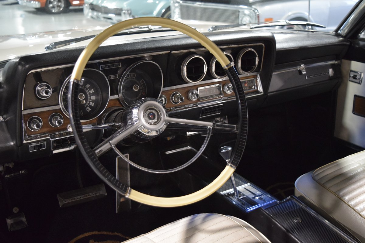 1965 Rambler 990 Ambassador Convertible For Sale (picture 3 of 6)