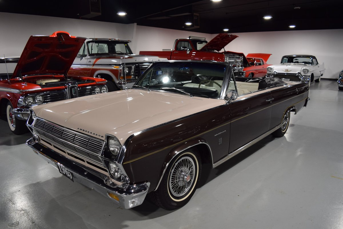 1965 Rambler 990 Ambassador Convertible For Sale (picture 6 of 6)