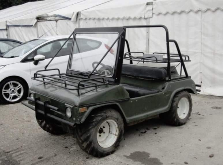 AMC Agricat 4x4 - 2 wheel drive.  For Sale (picture 1 of 4)