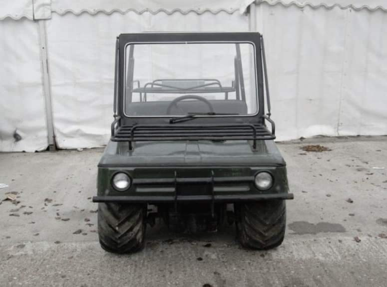 AMC Agricat 4x4 - 2 wheel drive.  For Sale (picture 2 of 4)
