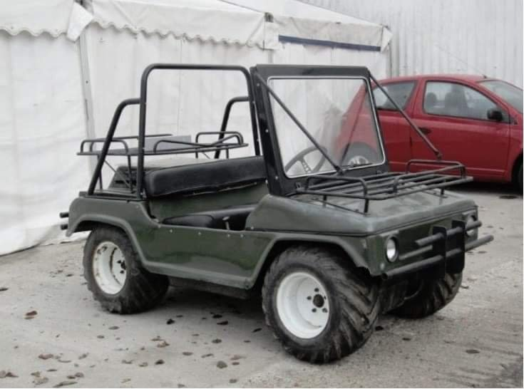 AMC Agricat 4x4 - 2 wheel drive.  For Sale (picture 3 of 4)